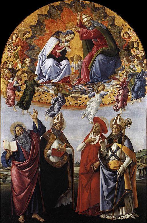 サンドロ・ボッティチェリ サン・マルコ祭壇画
