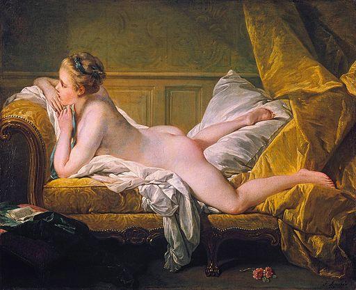 フランソワ・ブーシェ マリー=ルイーズ・オミュルフィ
