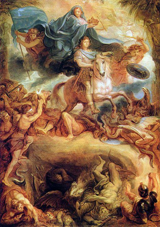 シャルル・ル・ブラン 神となったルイ14世