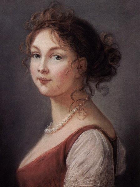 エリザベート・ヴィジェ=ルブラン プロイセンのルイーズ王妃