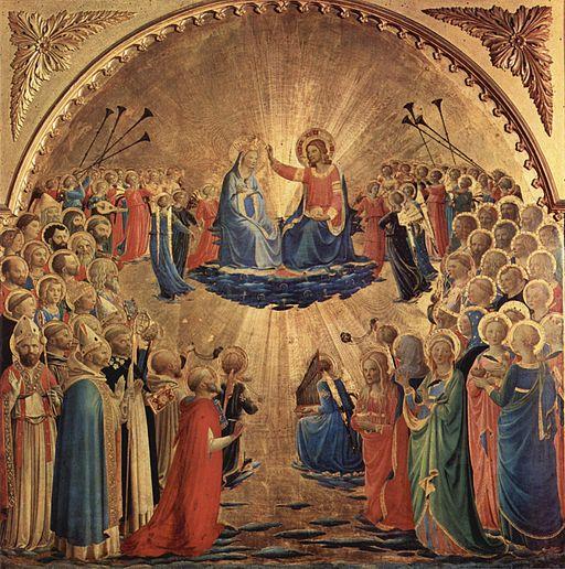 フラ・アンジェリコ 聖母戴冠