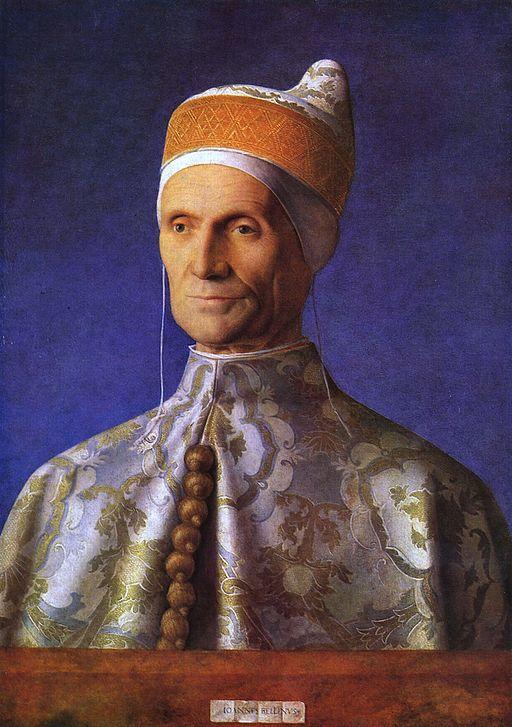 ジョヴァンニ・ベッリーニ レオナルド・ロレダン