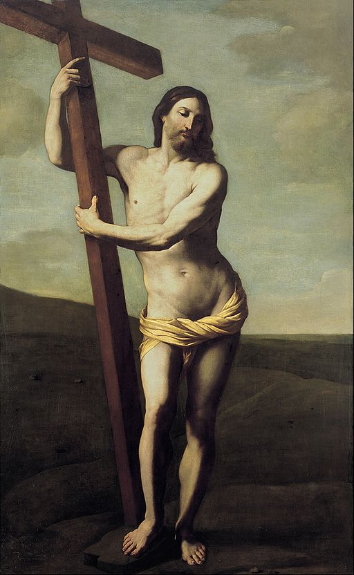 グイド・レーニ Jesus Christ with the cross