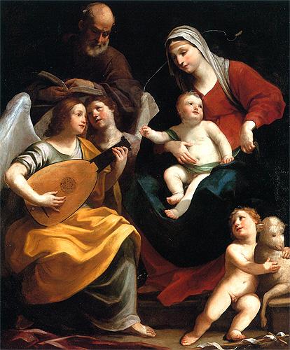 グイド・レーニ The Holy Family