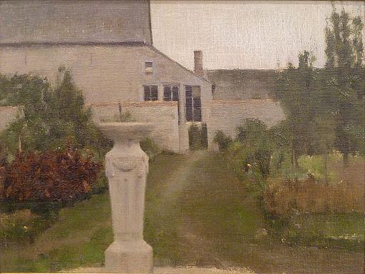 フェルナン・クノップフ The Garden