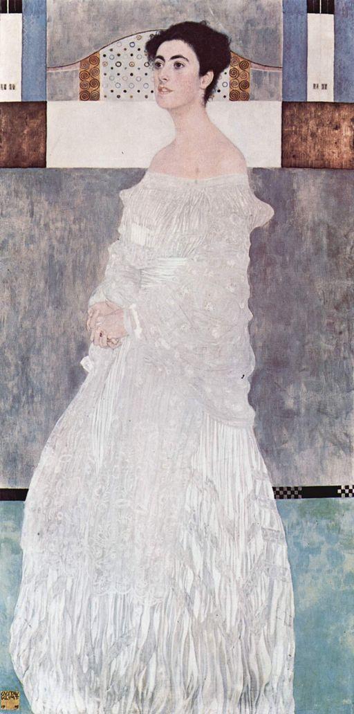 クリムト・グスタフ マルガレーテ・ストンボロー=ウィトゲンシュタインの肖像