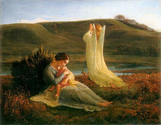 ルイ・ジャンモ 天使と母