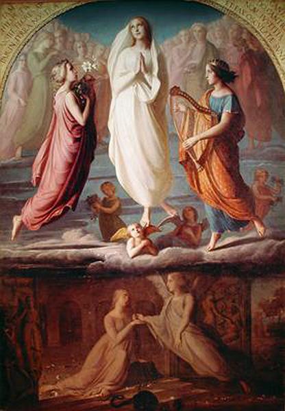 ルイ・ジャンモ 聖母被昇天