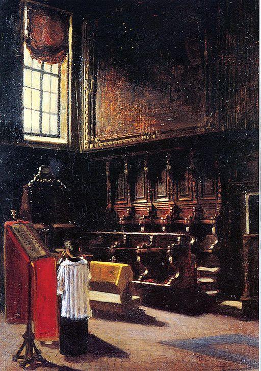 ジョヴァンニ・セガンティーニ 聖アントニオ合唱の間