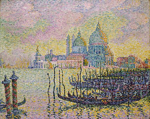 ポール・シニャック Grand Canal (Venice)