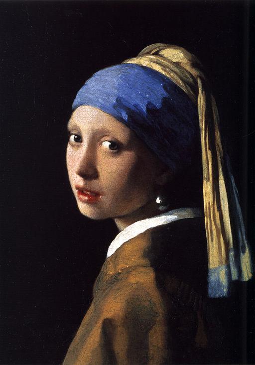 ヨハネス・フェルメール 真珠の耳飾りの少女