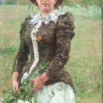 イリヤ・レーピン, ブーケ (1892)